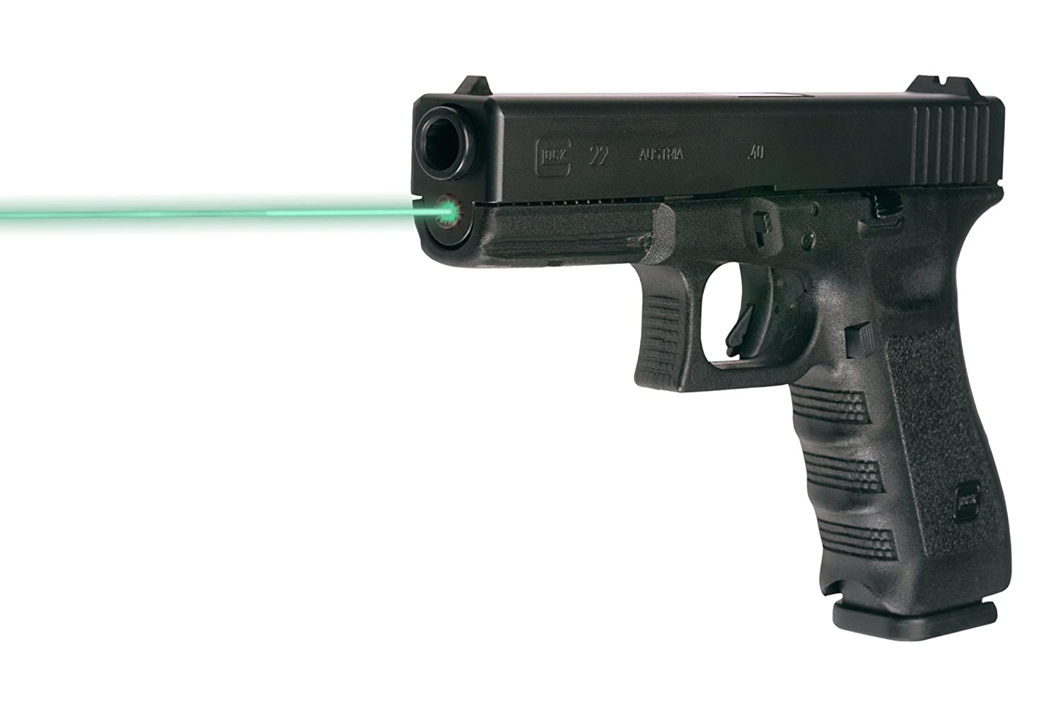 Guide Rod Laser Green For Use On Glock 17 22 31 37 Parts Take Down Pinterest Gen 1 3 Sports Outdoors