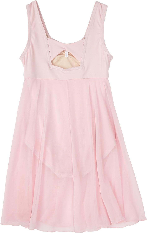 Capezio Ballett Kleid Tanzkleid 3968C Empire Dress 2 Farben