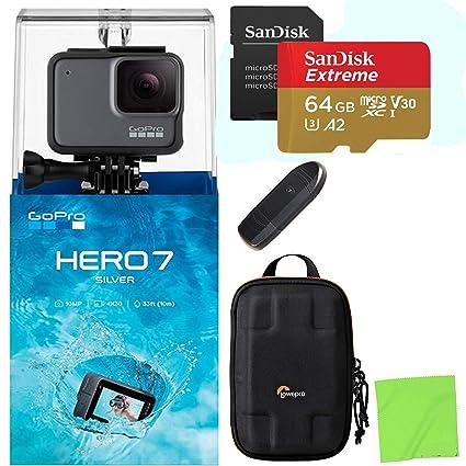 Amazon.com: GoPro HERO7 Silver - Cámara de acción digital ...