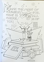 Amazon.com: Mary Engelbreit's Color ME Coloring Book ...
