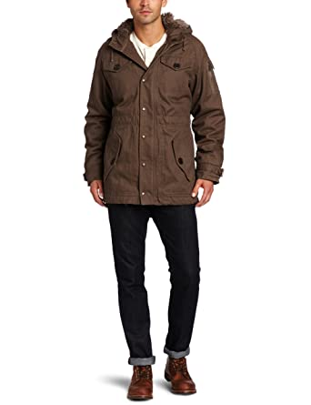Spiewak Men's Samuel Fishtail Parka Jacket at Amazon Men's ...