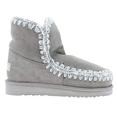 Eskimo DamenWildlederLow 18 Boots41 Mou Eu H9W2DIE