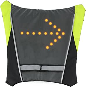 Amazon.com: Wireless Turn Signal Light Backpack Vest