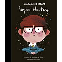 Stephen Hawking (21) (Little People, BIG DREAMS)