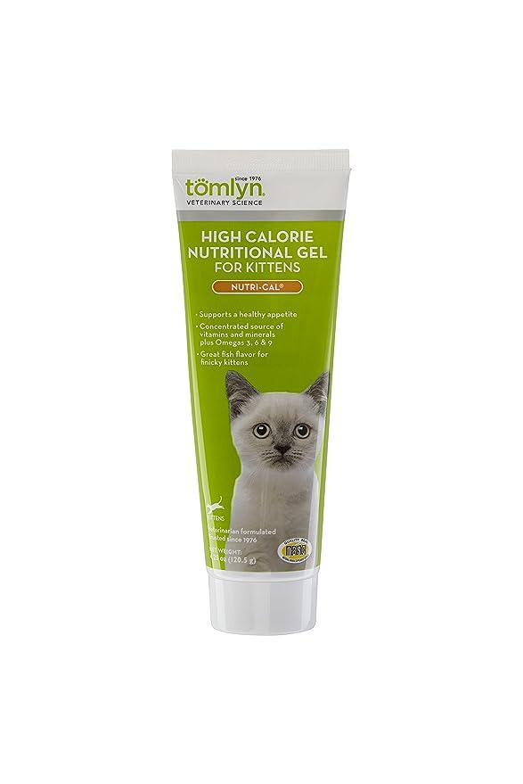 tomlyn alta calorías Gel nutricional para gatos (Nutri-Cal) 4,25 oz: Amazon.es: Productos para mascotas