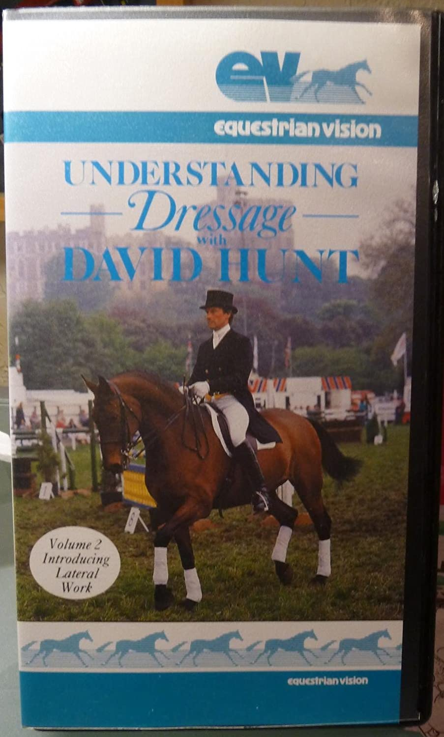 Amazoncom Understanding Dressage With David Hunt Volume 2