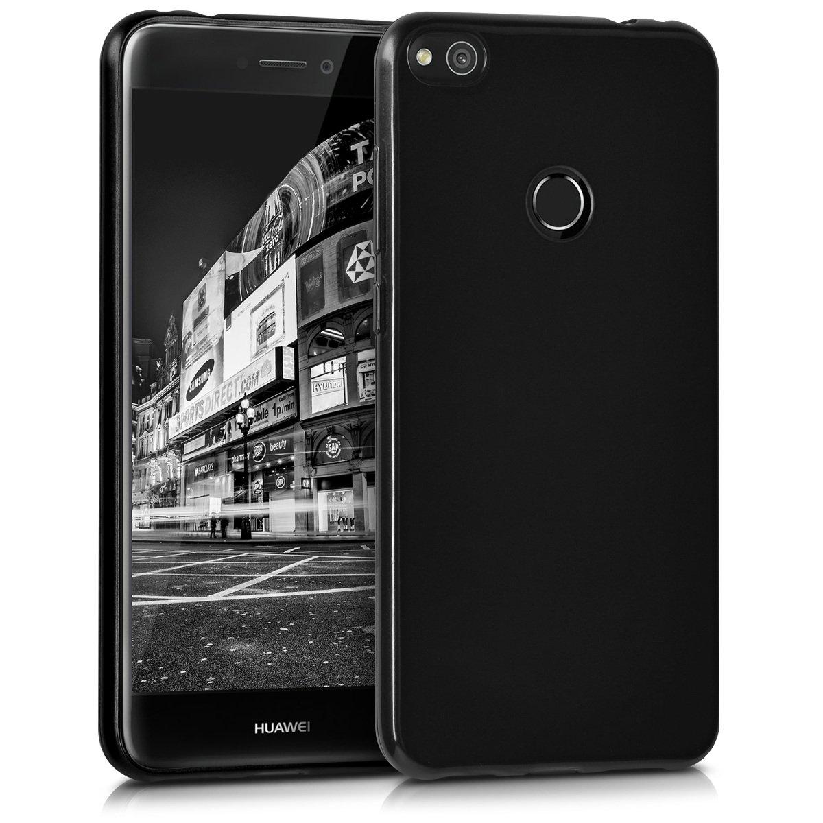 kwmobile Huawei P8 Lite (2017) Hülle - Handyhülle für Huawei P8 Lite (2017) - Handy Case in Neon Orange KW-Commerce 43927.69_m000689