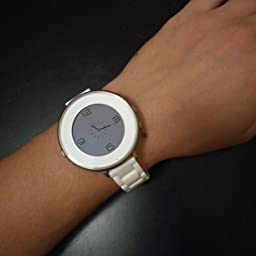 Pebble Time Round - Smartwatch (20 mm, 1.25