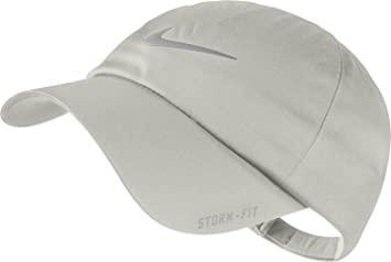 ace2162a956 Nike GOLF STORM-FIT CAP LIGHT BONE MATTE SILVER