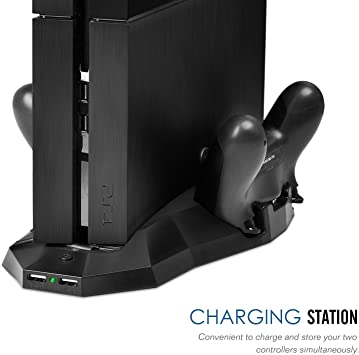 Mejor estación de enfriamiento Sistema] Zolion PS4 PlayStation 4 ...