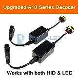 SOCAL-LED 2x A10 EMC Headlight Kit CANBUS HID LED