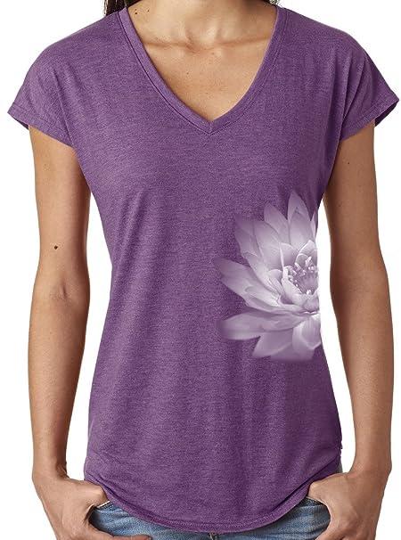 Amazon.com: Yoga Prendas de vestir para usted Señoras Flor ...