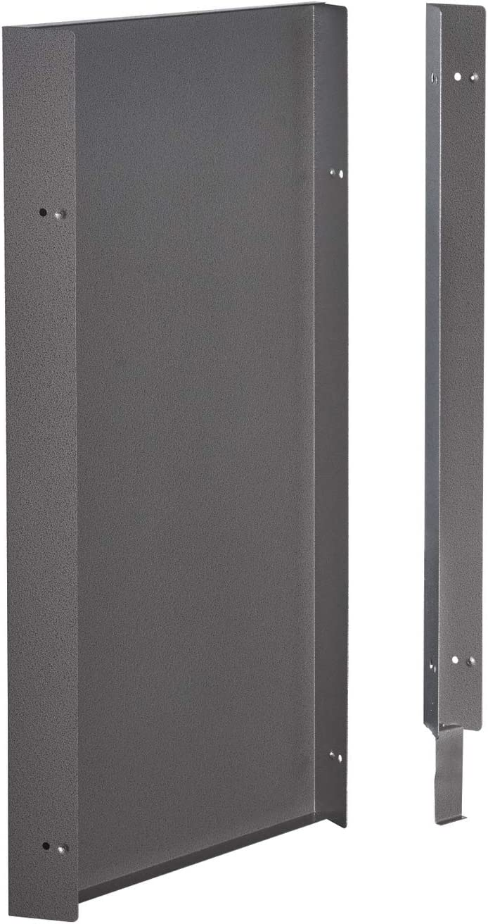 Napoleon IM-45T-CN Oasis 45/° Transition Piece Outdoor Kitchen Component Grey