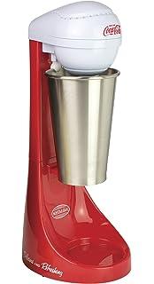 nostalgia mlks100coke cocacola twospeed milkshake maker - Milkshake Machine
