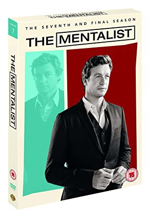 The Mentalist - Season 7 [DVD] [2015]: Amazon co uk: Simon