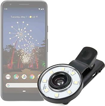 DURAGADGET Flash Selfie para Smartphone Google Pixel 3a, Google ...