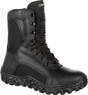 product image for Rocky S2V Flight Boot 600G Insulated Waterproof Military Boot Size 9.5(W) Black