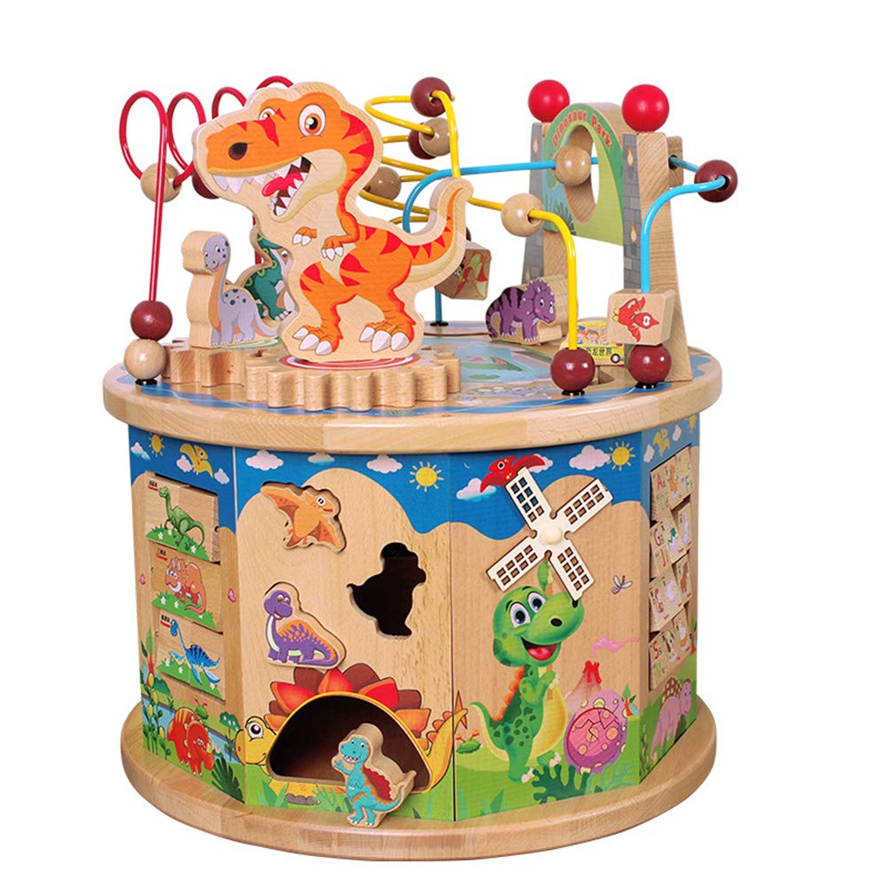 ビーズの迷路木製のおもちゃ/ビーズ迷路 B07L94V14N/ラビリンスビーズ/ビーズ迷路ベビーおもちゃ/ルーピングビーズコースター/赤ちゃん/パズルおもちゃ 888 888 B07L94V14N, 梅家:8113b3b5 --- bennynews.com