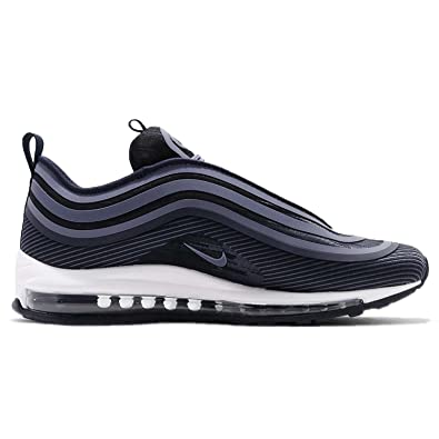 wholesale dealer bfae1 95b40 NIKE Mens AIR MAX 97 UL 17, ObsidianDIFFUSED BlueWhite Amazon.co.uk  Shoes  Bags