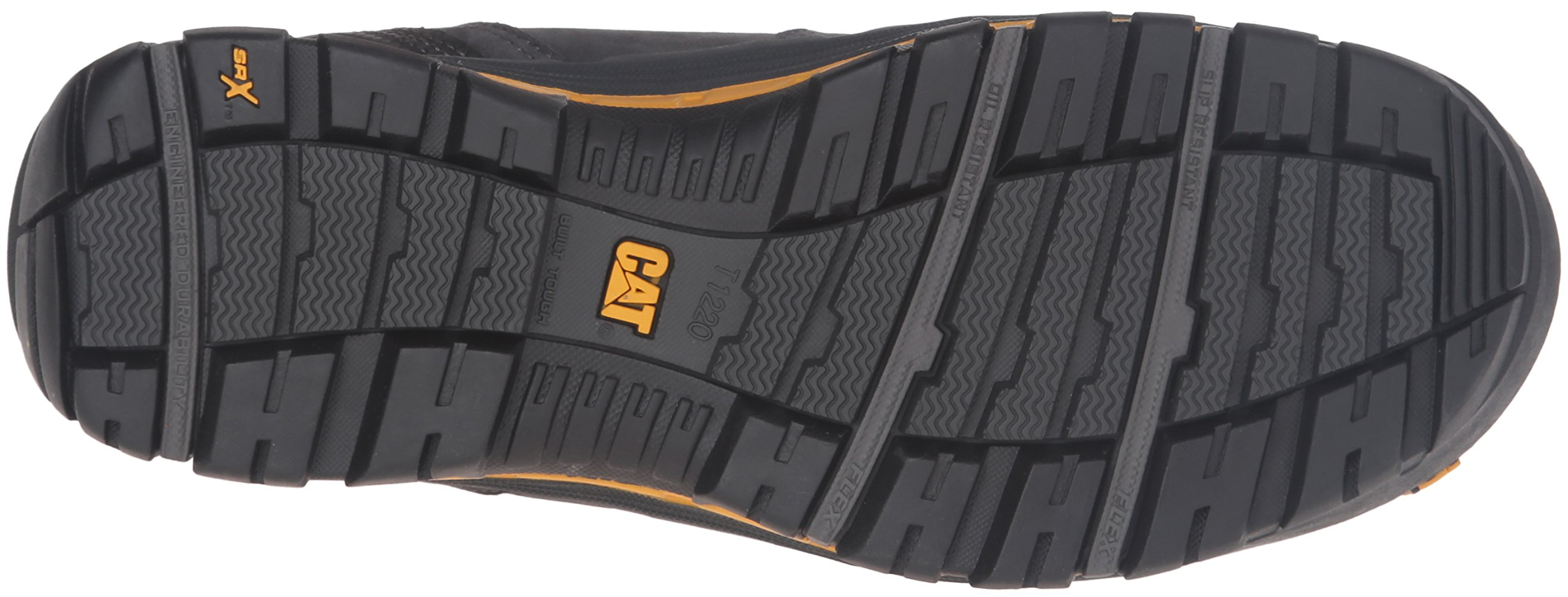 Caterpillar Men's Munising 6'' Waterproof Industrial and Construction Shoe, Dark Shadow, 13 M US by Caterpillar (Image #3)