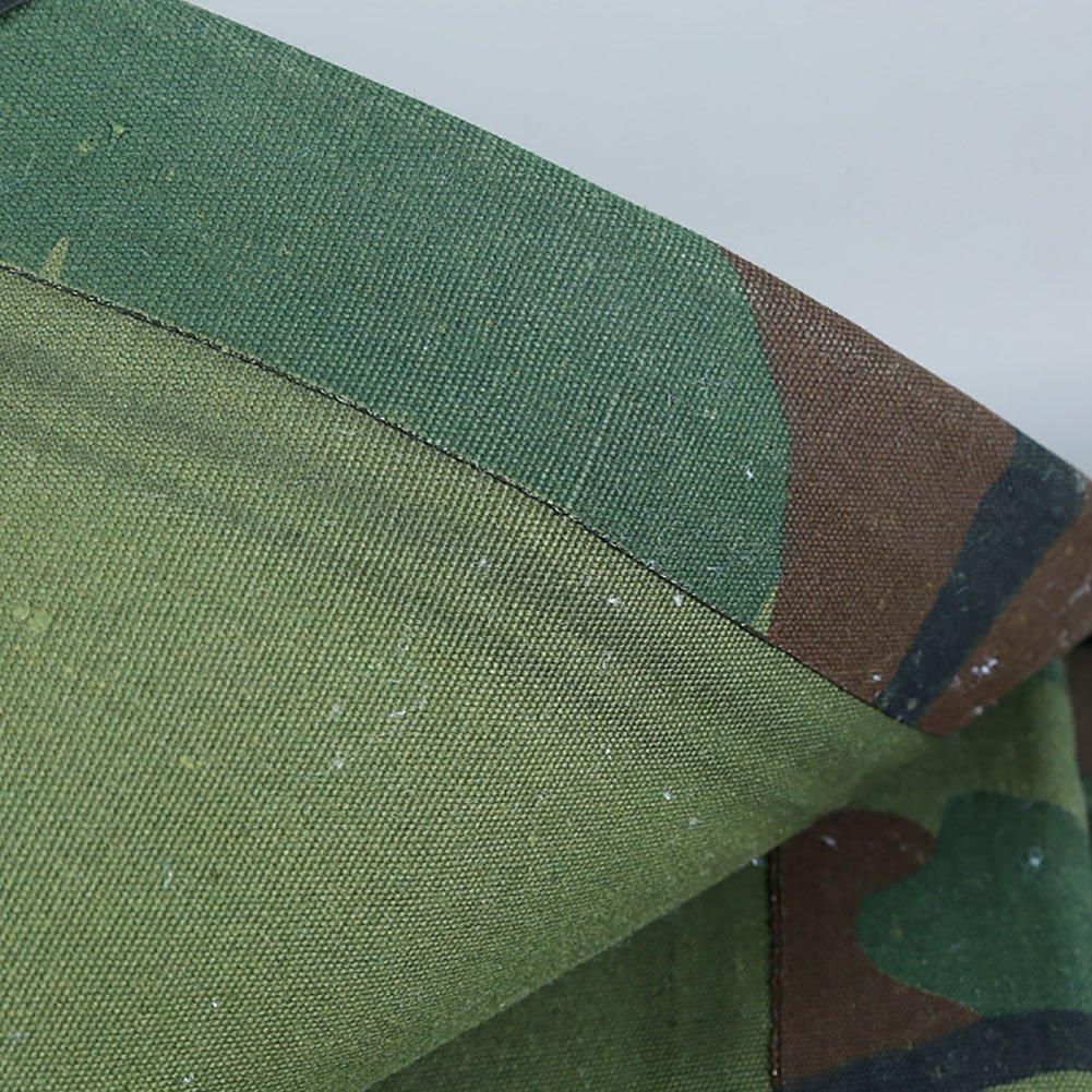 JNYZQ Große Tarnung Tarnung Tarnung Plane Abdeckung Schwere Wasserdichte Outdoor Zelt Spleiß Markise Sonnenschutz Plane Abdeckung Boden Armee Camo (größe   2  3m) c52286