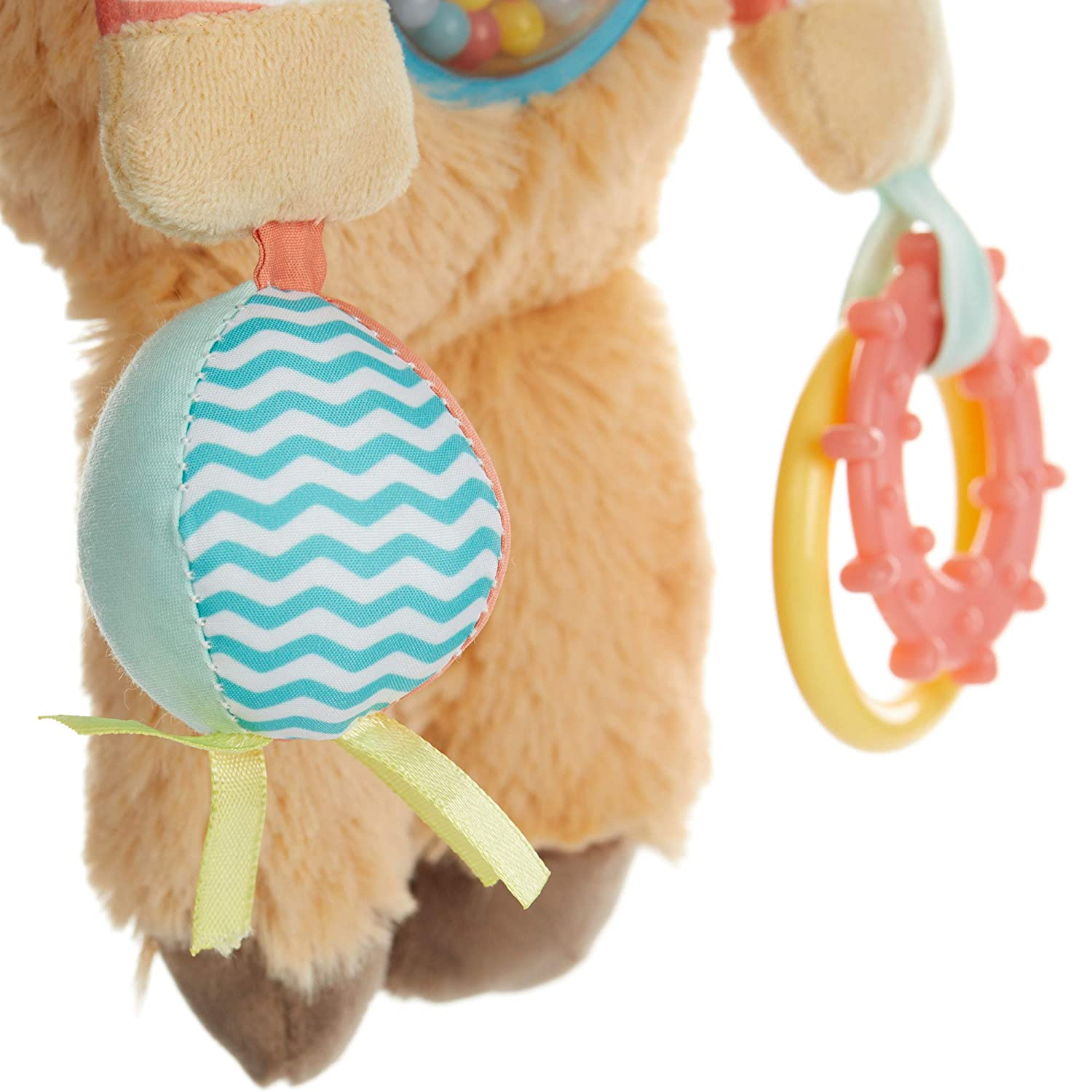 Carters Sloth Activity Toy 9.5 inches