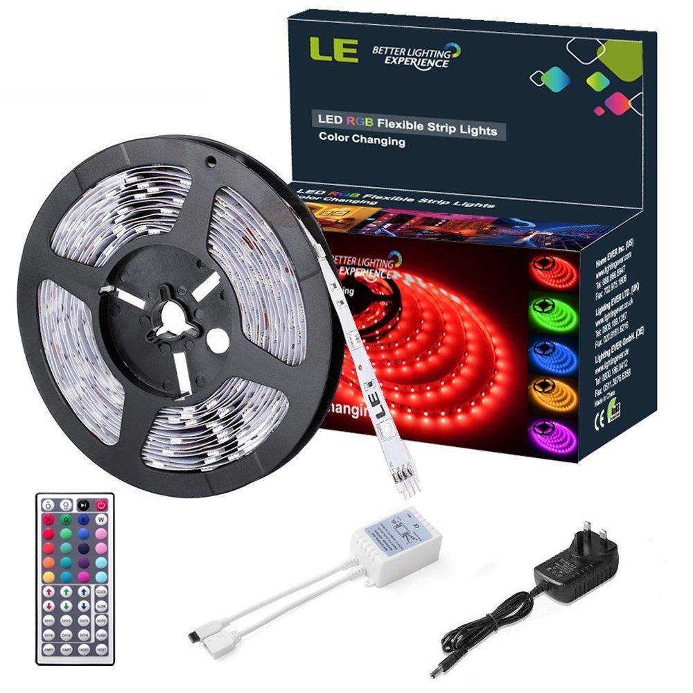 Color LED Strip Lights for Bedroom: Amazon.co.uk