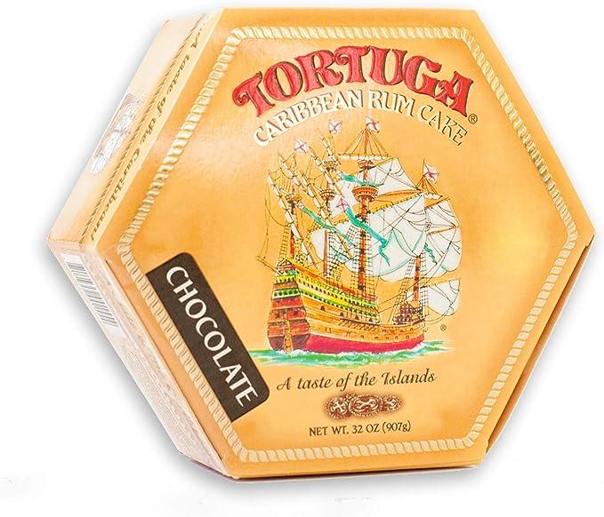 Tortuga Caribbean Chocolate Rum Cake, 16-Ounce Box: Amazon.es ...