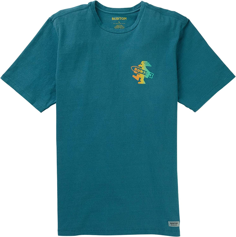 Burton Mens Guiermo Short Sleeve T-Shirt