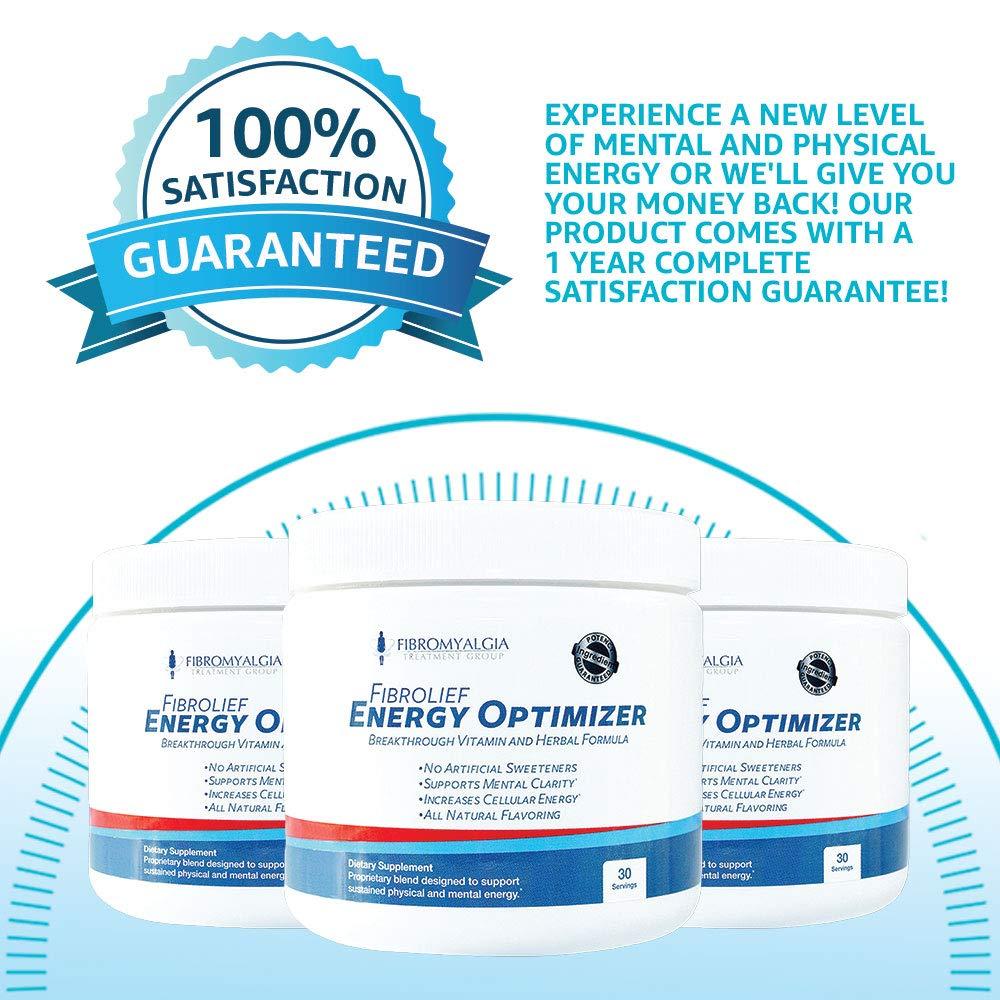 Amazon.com: fibrolief optimizador de energía – Top Choice ...