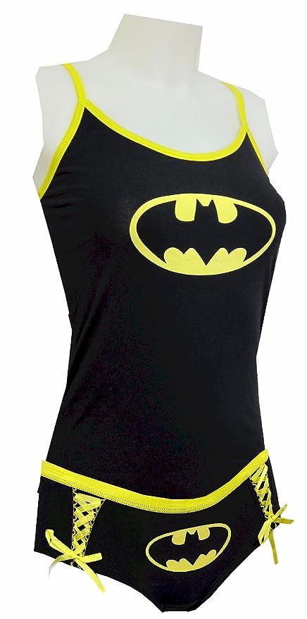 DC Comics Batgirl Cami & Panty Set