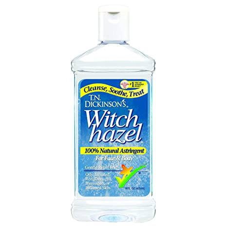Amazon Com T N Dickinson S Astringent 100 Natural Witch Hazel