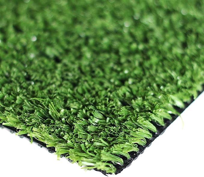 2x Artificial Lawn Carpet Artificial Grass Turf Outdoor Playground Decor