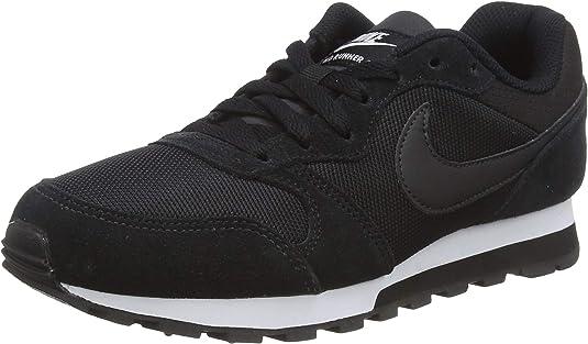 Nike Wmns MD Runner 2, Zapatillas para Mujer: Amazon.es: Zapatos y complementos