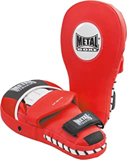 METAL BOXE MB217B Pattes d'ours Mixte Adulte, Rouge METG6|#Metal Boxe