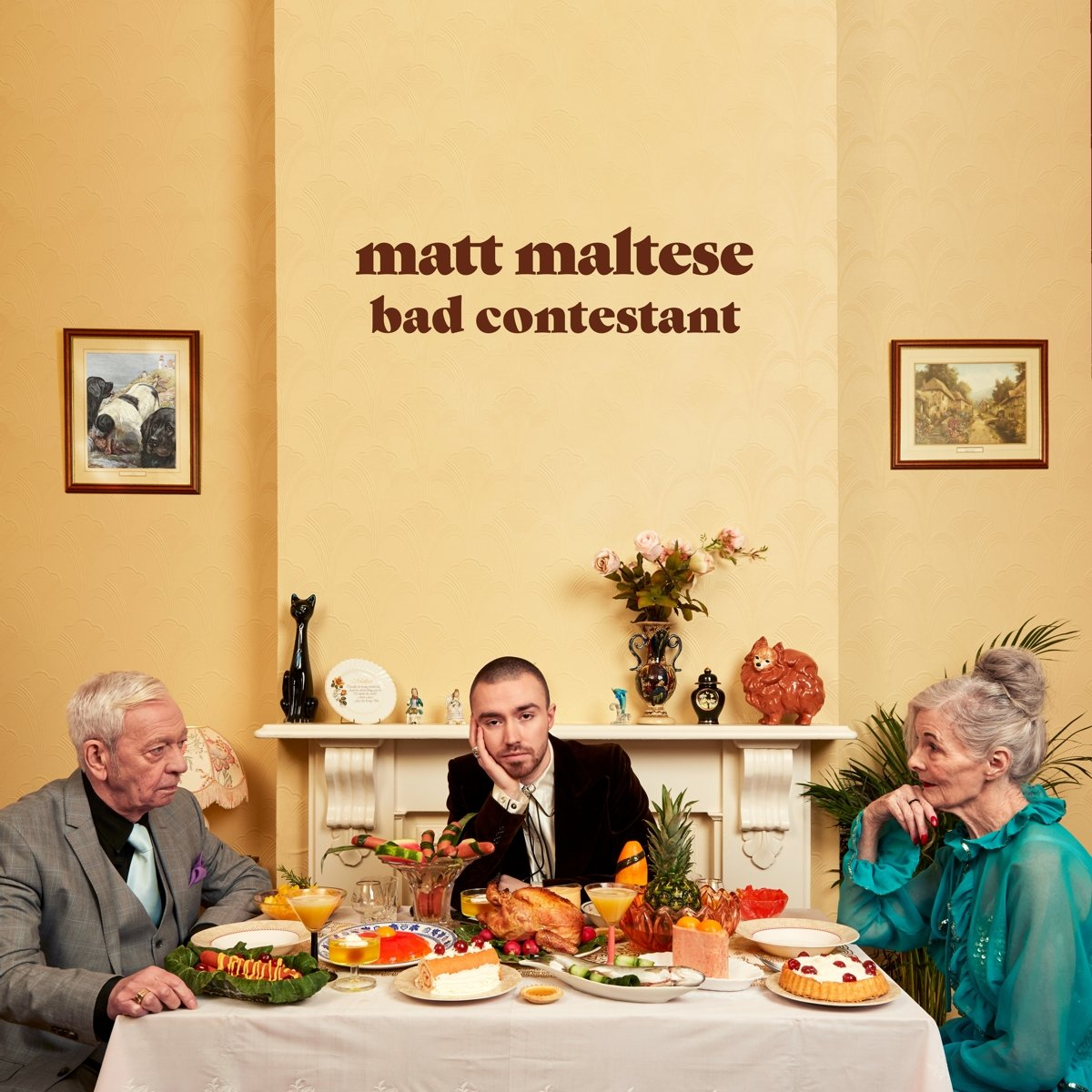 CD : Matt Maltese - Bad Contestant (United Kingdom - Import)