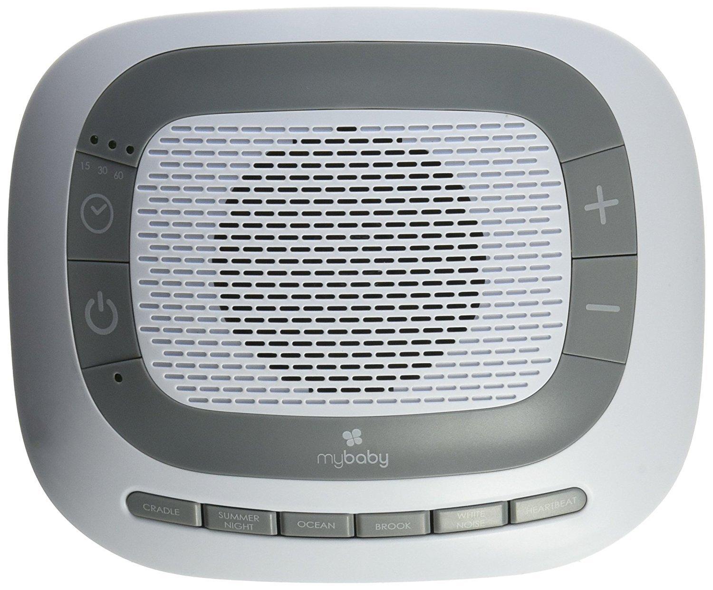 Amazon.com: myBaby. soundspa máquina de ruido blanco ...