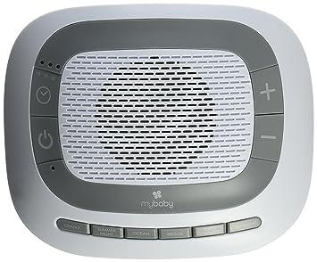 Amazoncom Mybaby Soundspa White Noise Machine Plays 6 Soothing