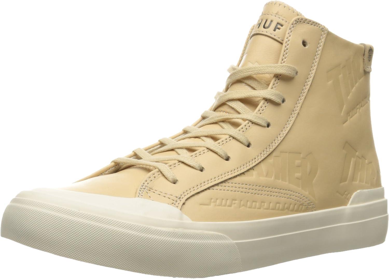 HUF Men s X Thrasher Classic HI Skateboarding Shoe