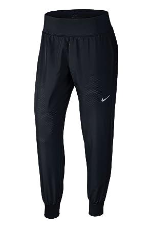 4b0c0c98fbe2b5 Nike Dri-FIT Women's Dry Essential Cool Sweatpants Running at Amazon Women's  Clothing store: