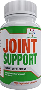 Joint Support Supplement for Relief with Boswellia, Turmeric, Glucosamine- 90 Tablets