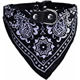 Howstar Pet Neckerchief, Adjustable Puppy Collar Dog Bandana Scarf Doggy Necklace