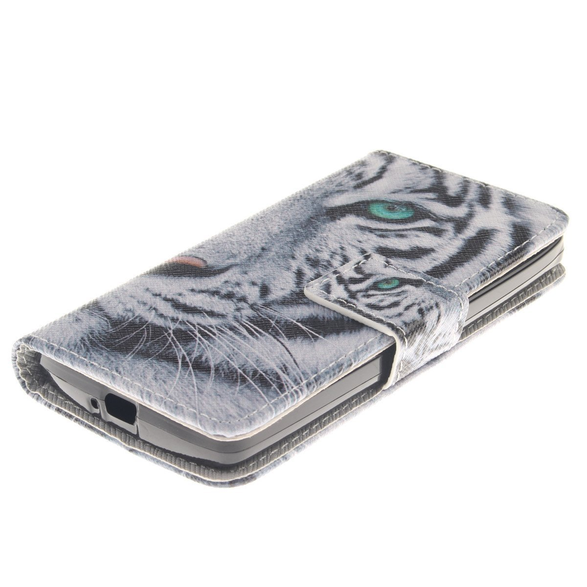 Amazon.com: LG Risio Case,LG Risio Wallet Leather Case,Robot ...
