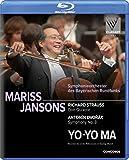 Richard Strauss DON QUIXOTE/Antonin Dvorak SYMPHONY NO. 8 [Blu-ray]