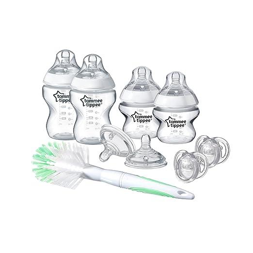 6 opinioni per Tommee Tippee Closer to Nature- Kit biberon iniziale per neonato