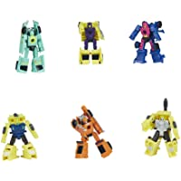 Transformers Generations War for Cybertron Galactic Odyssey Collection Micron Micromasters 6-Pack, 1.5-inch Amazon…