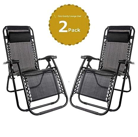 Jarl Home sillas Plegables para Ocio, 2 Juegos, sillas de ...