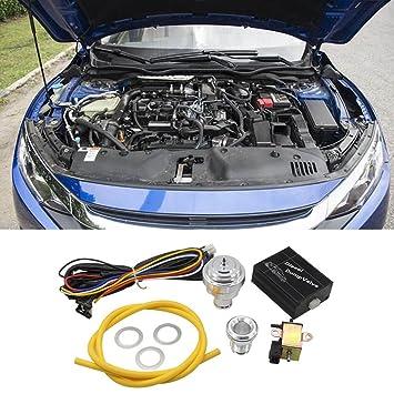 Kit de válvula de soplado para automóvil con motor diésel, alivio de presión electrónico.: Amazon.es: Bricolaje y herramientas
