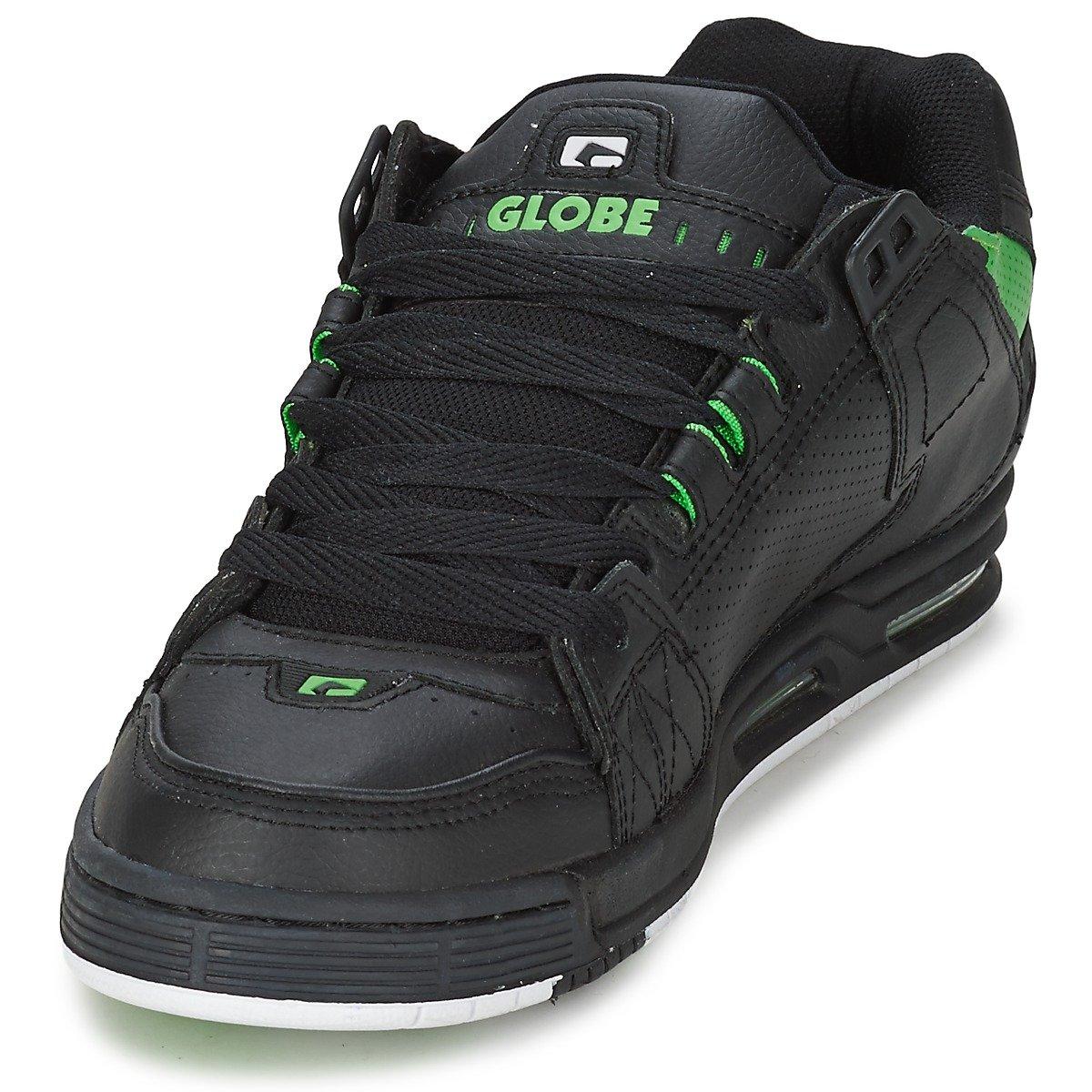 813cd6dc57 Globe Sabre Baskets Mode Hommes Noir/Vert - 45 - Baskets Basses: Amazon.fr:  Chaussures et Sacs