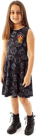 HARRY POTTER Gryffindor Crest Girl'S Skater Dress